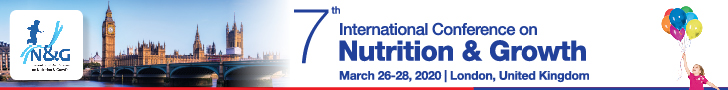 International Conference on Nutrition & Growth 2020